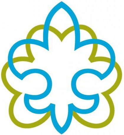 Původní skautská lilie